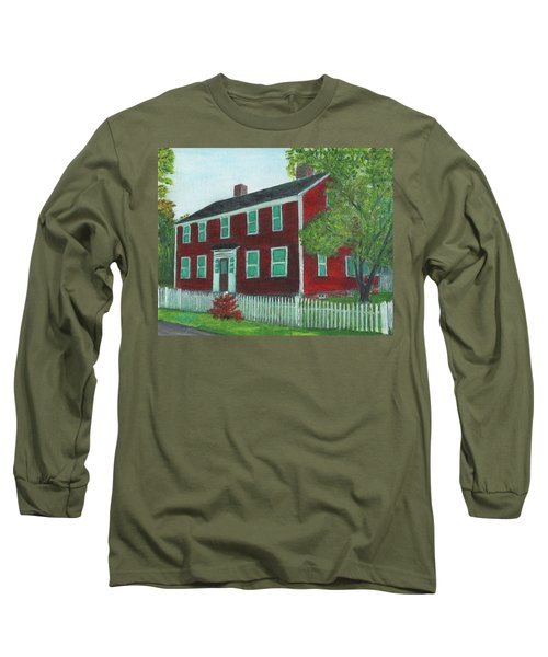 Sibson House Long Sleeve T-Shirt