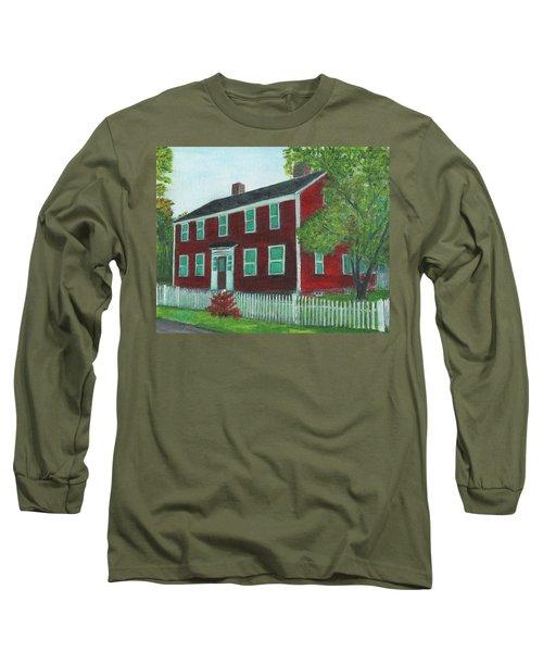 Sibson House Long Sleeve T-Shirt