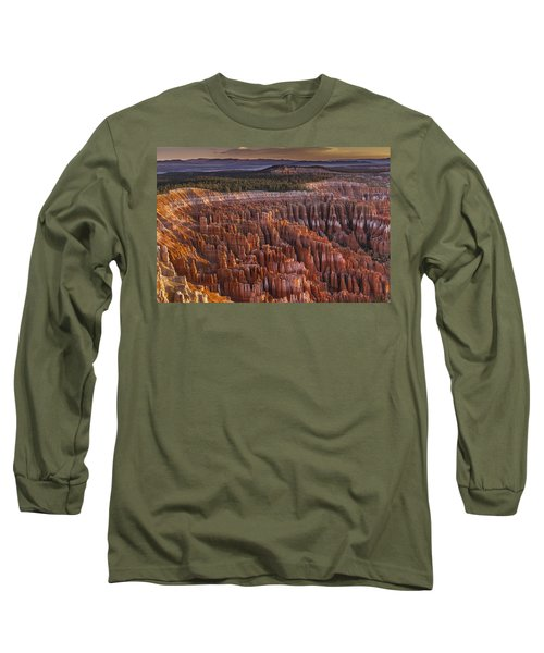 Silent City - Bryce Canyon Long Sleeve T-Shirt