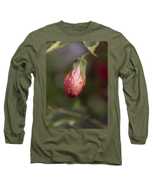Single Bud Long Sleeve T-Shirt by Maj Seda