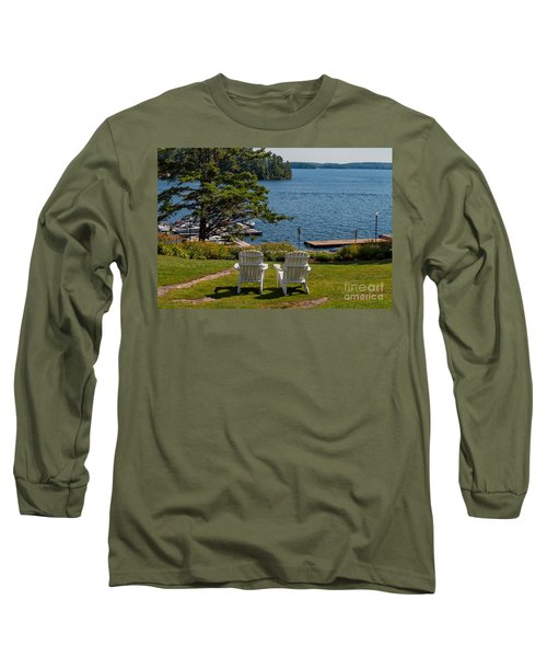 Sitting Pretty Long Sleeve T-Shirt