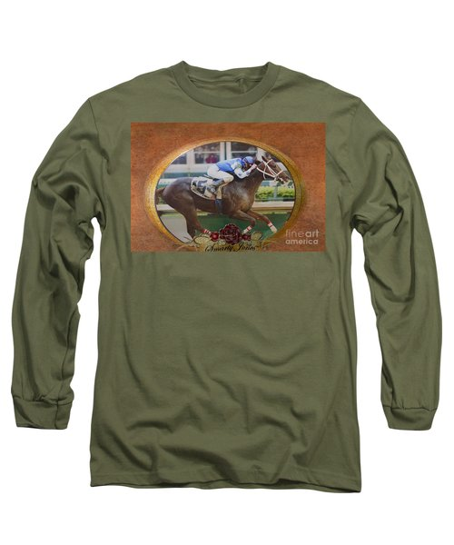 Smarty Jones Long Sleeve T-Shirt