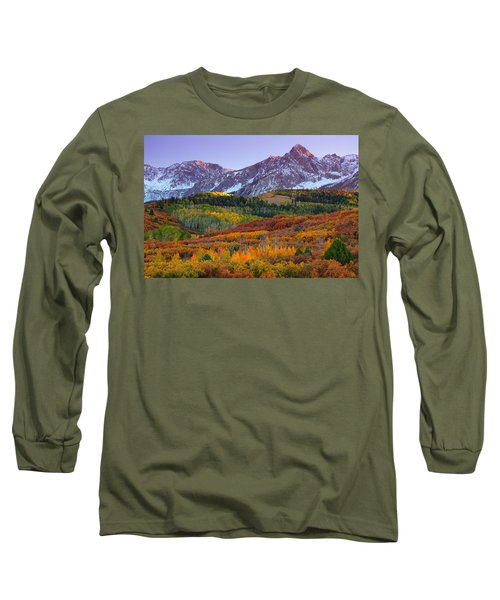 Sneffels Sunrise Long Sleeve T-Shirt