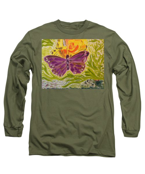 Soft Flutters Long Sleeve T-Shirt