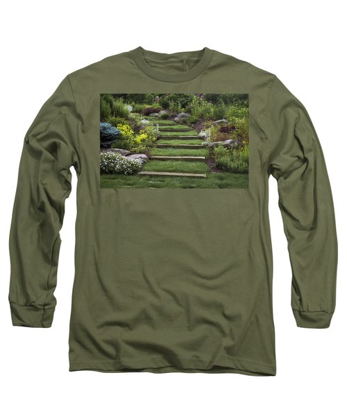Soft Stairs Long Sleeve T-Shirt