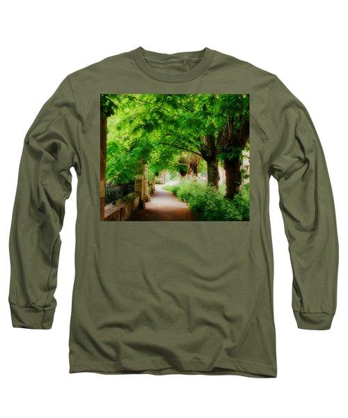 Softly Dreaming Long Sleeve T-Shirt