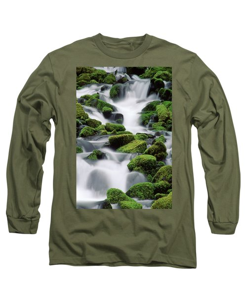 Sol Duc Stream Long Sleeve T-Shirt