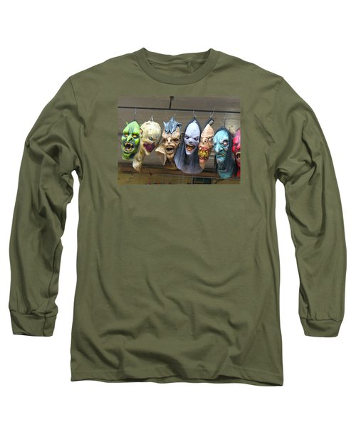 Long Sleeve T-Shirt featuring the photograph Some Fun by Mary Sullivan