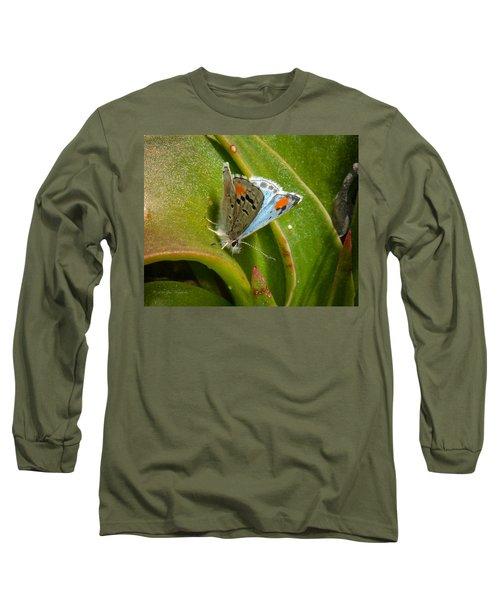 Sonoran Blue Long Sleeve T-Shirt