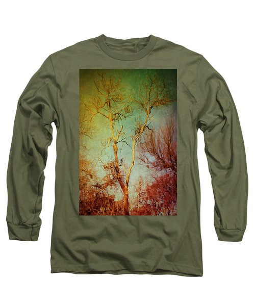 Souls Of Trees Long Sleeve T-Shirt