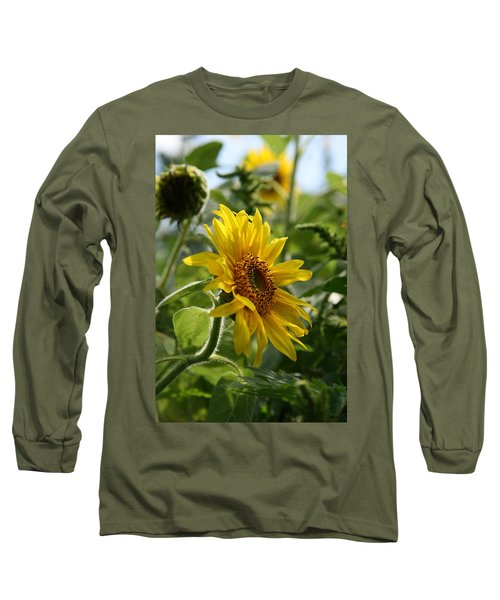 Soulshine No.2 Long Sleeve T-Shirt by Neal Eslinger
