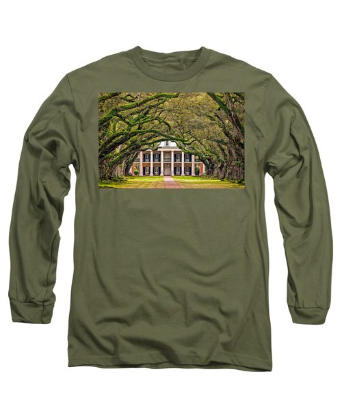 Southern Class Long Sleeve T-Shirt by Steve Harrington