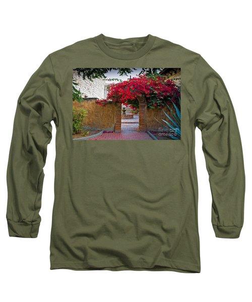 Spanish Mission Long Sleeve T-Shirt