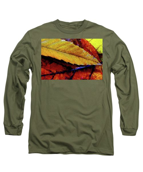 Spearpoint Long Sleeve T-Shirt by Chuck Mountain