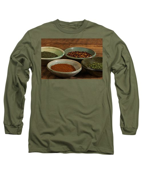 Spices Long Sleeve T-Shirt