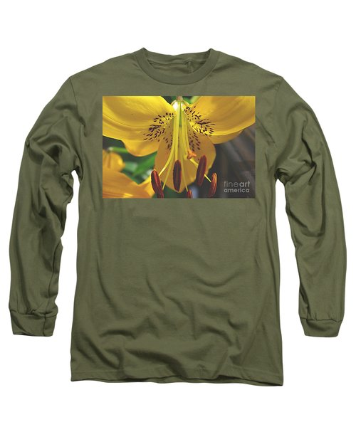 Spread Your Wings Long Sleeve T-Shirt by John S