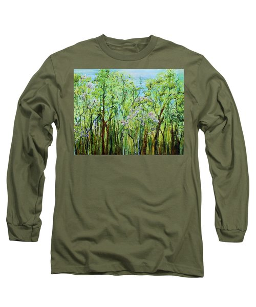 Spring Arpeggio Long Sleeve T-Shirt