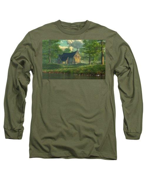 Spring Chapel Long Sleeve T-Shirt