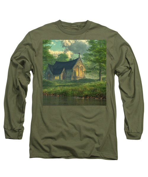 Spring Chapel Long Sleeve T-Shirt