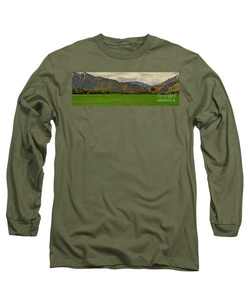 Spring Dandylions Long Sleeve T-Shirt