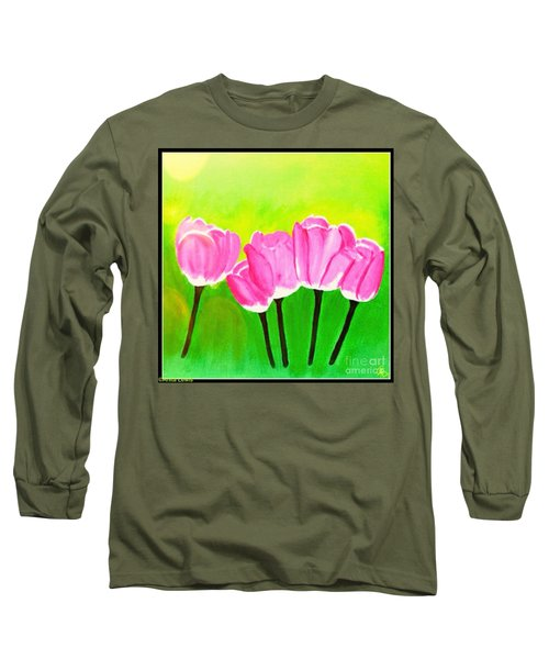 Spring I Long Sleeve T-Shirt