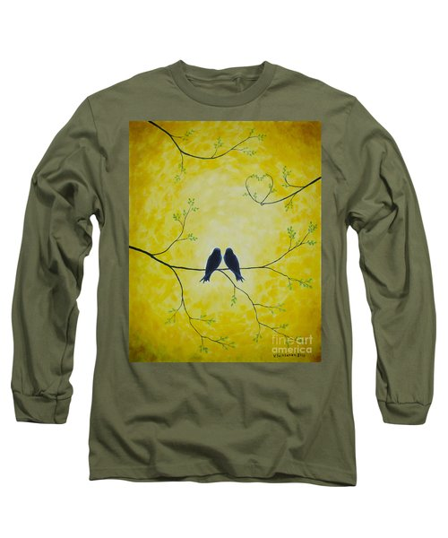 Spring Is A Time Of Love Long Sleeve T-Shirt