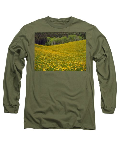 Spring Meadow Long Sleeve T-Shirt