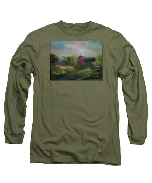 Spring Memory Long Sleeve T-Shirt