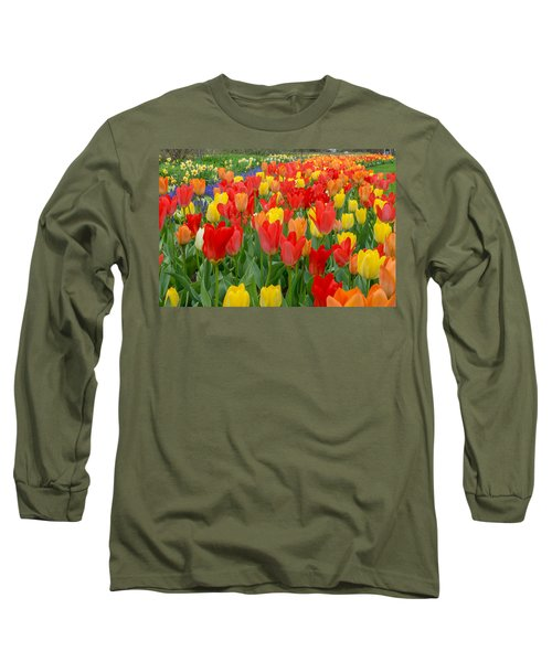 Spring Of Glory Long Sleeve T-Shirt