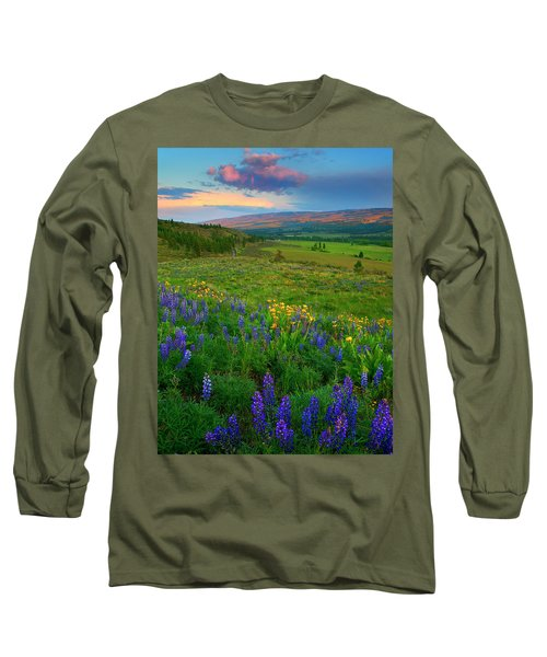 Spring Storm Passing Long Sleeve T-Shirt