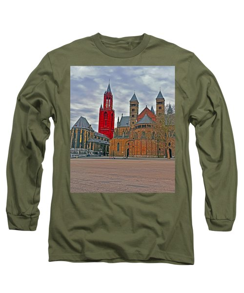 Square Of Maastricht Long Sleeve T-Shirt