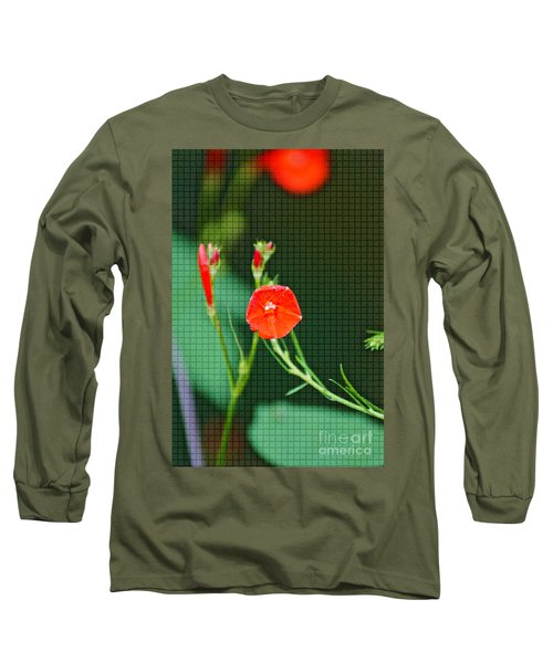 Squared Glory Long Sleeve T-Shirt