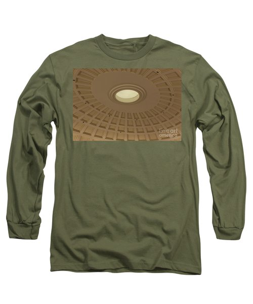 Long Sleeve T-Shirt featuring the photograph Squares N Rectangles by Chris Thomas