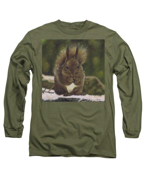 Squirrel Nutkin Long Sleeve T-Shirt