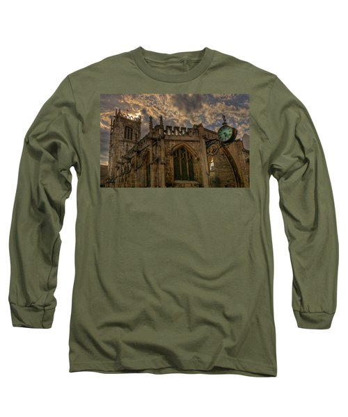 St Martin Coney Street In York Long Sleeve T-Shirt