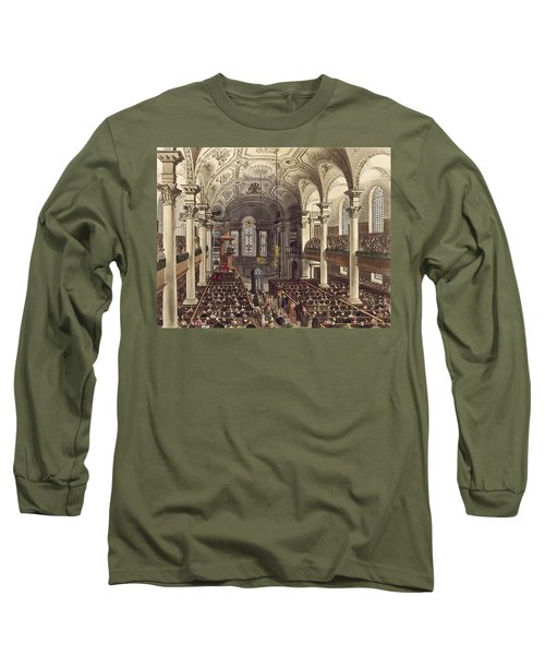 St Martins In The Fields Long Sleeve T-Shirt