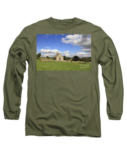 St Oswalds Chapel Oxfordshire Long Sleeve T-Shirt