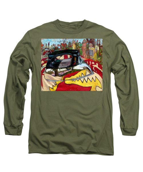 St001 Long Sleeve T-Shirt