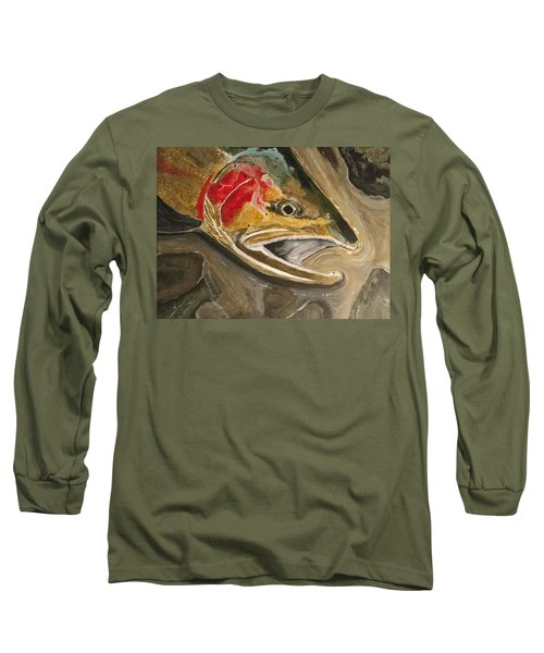 Steelhead Buck Long Sleeve T-Shirt