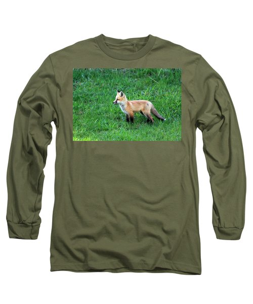 Still A Pup Long Sleeve T-Shirt