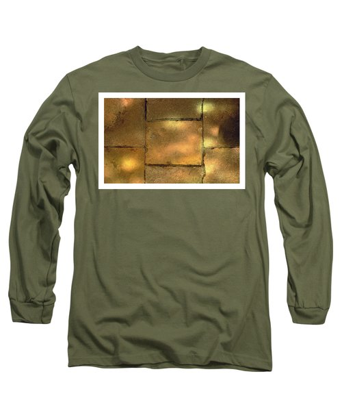 Stone And Light 08 Long Sleeve T-Shirt