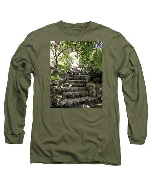 Stone Steps Long Sleeve T-Shirt