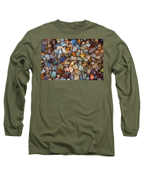 Stoned Stones Long Sleeve T-Shirt