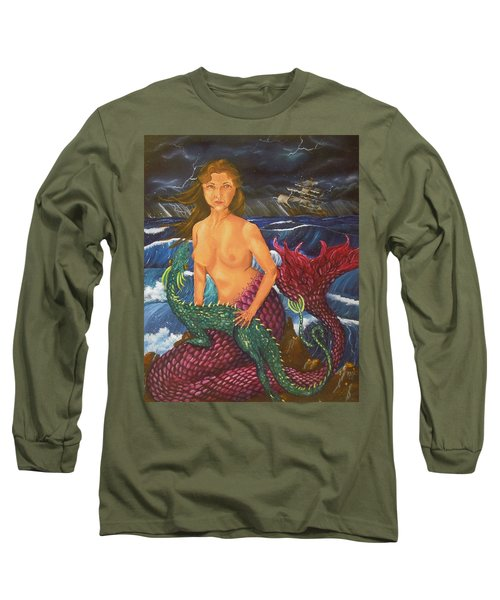 Storm And Peace Long Sleeve T-Shirt
