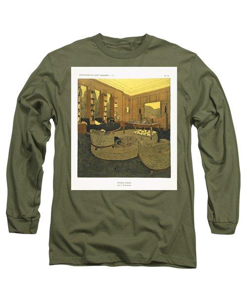 Study, From Repertoire Of Modern Taste Long Sleeve T-Shirt