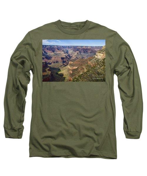 Natures Layer Cake Long Sleeve T-Shirt