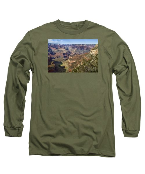 Natures Layer Cake Long Sleeve T-Shirt