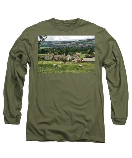 Sudeley Hill Farm Long Sleeve T-Shirt