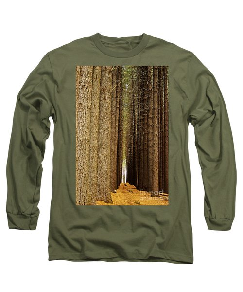 Sugar Pine Walk Long Sleeve T-Shirt