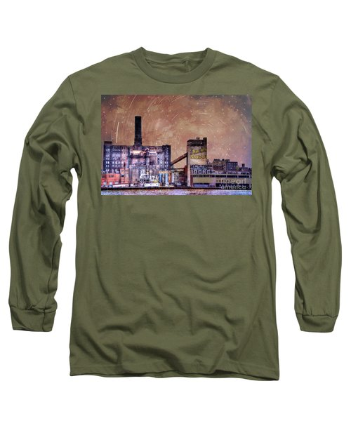 Sugar Shack Long Sleeve T-Shirt by Juli Scalzi